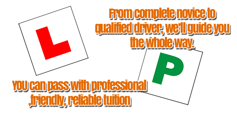 Driving lessons with Aumdrivingschool
